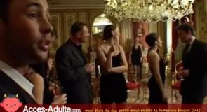 Vidéo d'une petite partouze à Paris