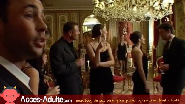 Une bonne vidéo de partouze parisienne